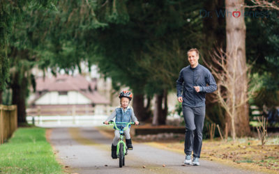How to turn your daily life into an ACTIVE LIFE