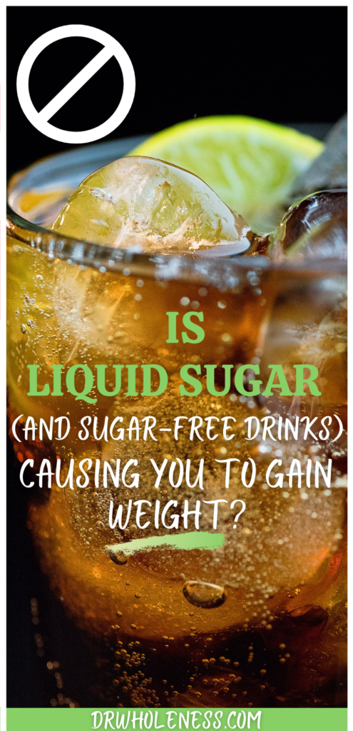 Obesity and Liquid Sugar